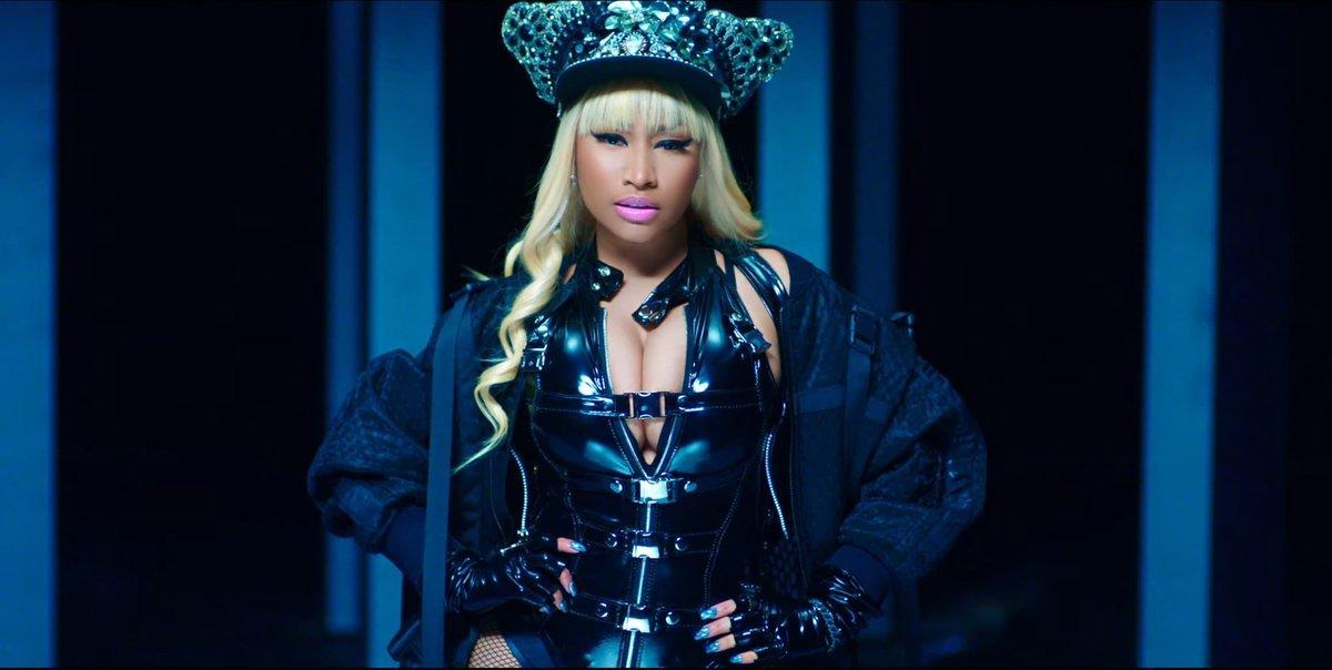 nicki minaj 火爆爆的Nicki Minaj,还不是一样栽在了初恋手里
