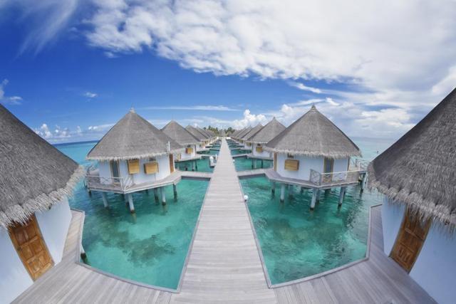 马尔代夫人均5-8K就能去的浮潜A级岛屿,送给
