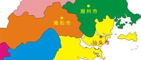 潮汕三市人口_作为潮州人,你知道这个名字的由来吗