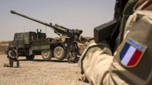 美国刚从叙利亚撤军,法国就来秀存在感,网友:先解决黄马甲再说