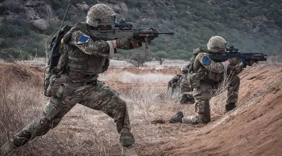 英国计划外加勒比和东南亚建立两个新的军事基地
