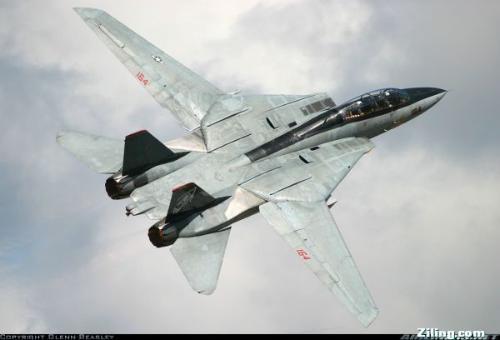 差点成中国舰载机!F14:美国也用不起的史上最酷战机