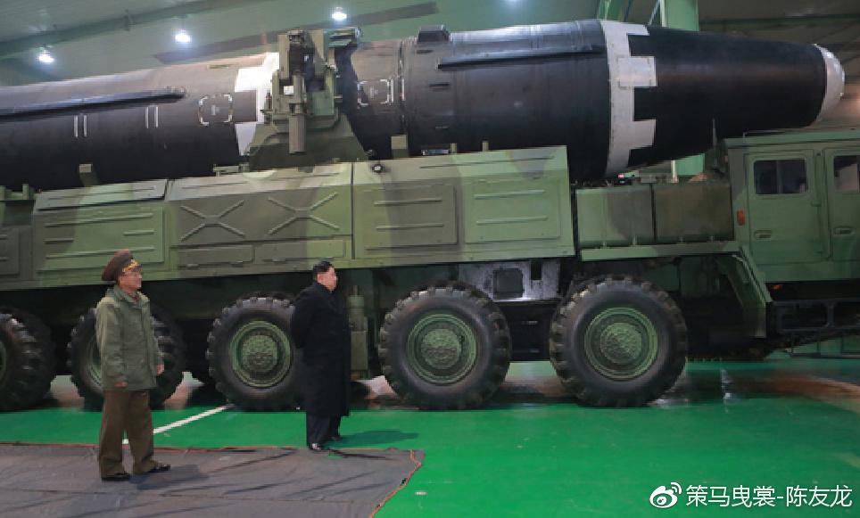 """""""火星-15""""导弹的二级发动机与""""火星""""-13二级非常相似"""