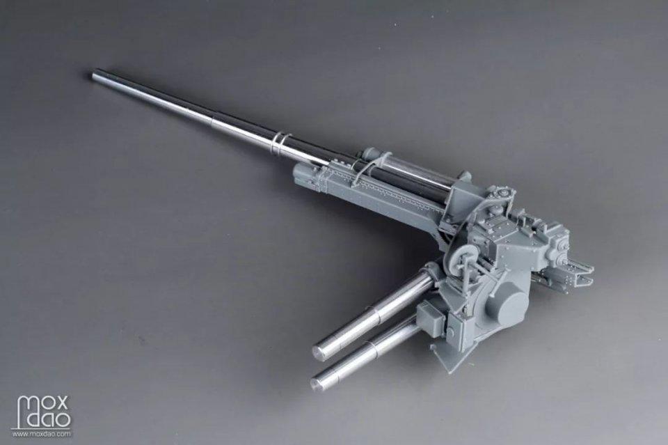 威龙 6287 二战德军装备的88mm高炮(3in1)