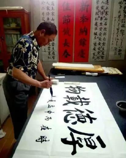 """实力派书法家赵义成被中国文学艺术界联合会授予""""德艺双馨艺术家""""荣誉称号"""
