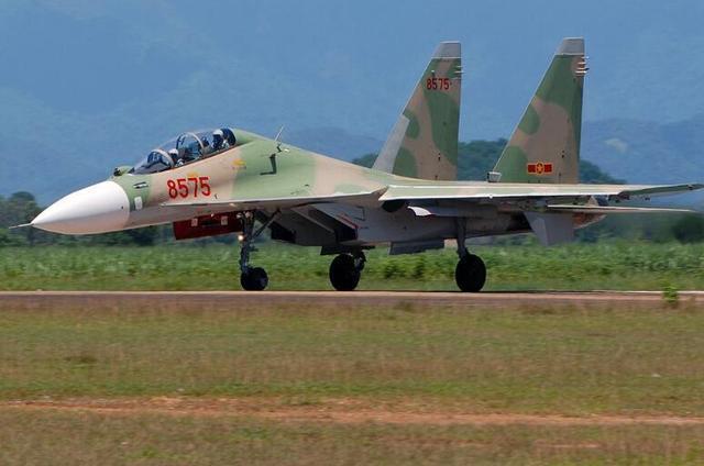越南曝光中国同款强大战机 号称可击沉航母