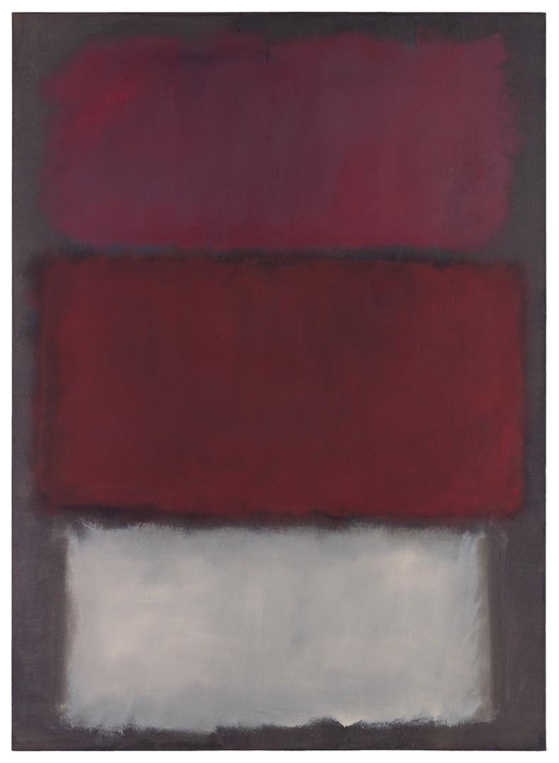 旧金山现代艺术博物馆藏马克·罗斯科将现纽约苏富比重要晚拍