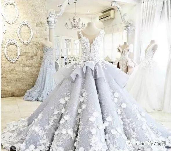 心理测试:假如你结婚,会穿哪件婚纱?测他对你是真心还是假意!