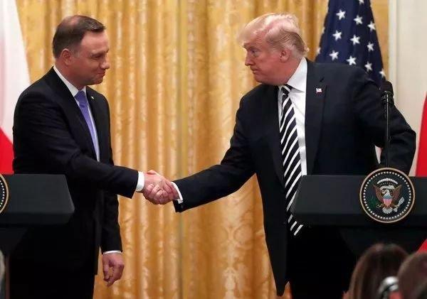 美国在波兰建永久军事基地?俄必将采取反制措施
