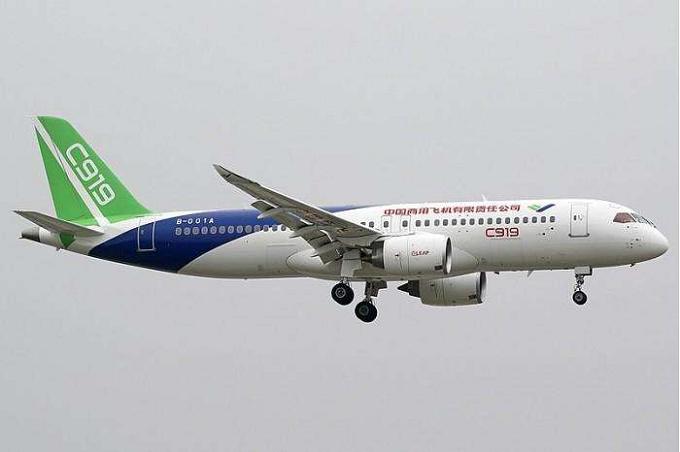 波音737max停飞有何影响?专家:C919可趁机崛起