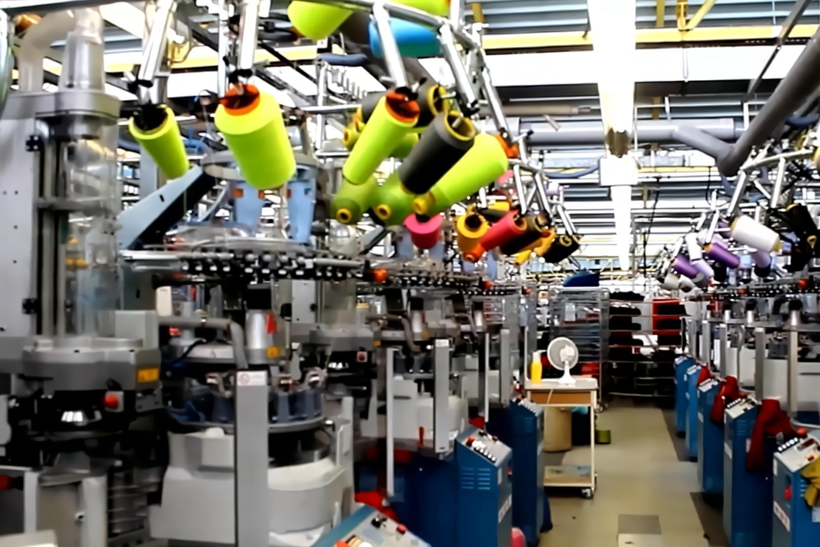 天天穿的袜子是如何制造的?看完才知道,为啥能卖这么便宜!