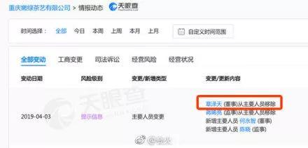 """刘强东退出章泽天首投项目,""""奶茶妹""""投资版图揭秘"""