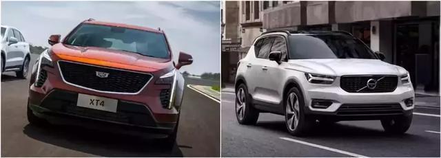 25万元入门级豪华SUV!国产XC40和XT4该咋选?