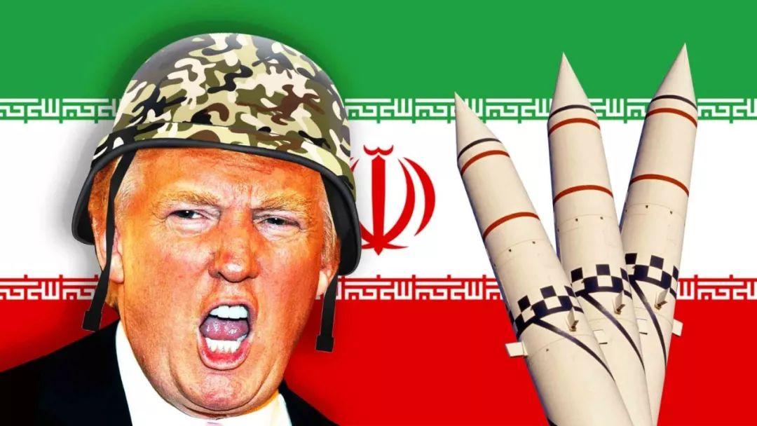 美国为啥不敢打伊朗:没钱没兵没朋友
