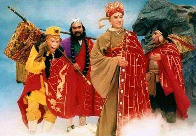 怪不得不都雅音会选唐僧师徒5人取经,你望他们的名字连首来是啥