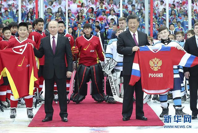 大国关系典范!四大关键词读懂习近平眼中的中俄关系
