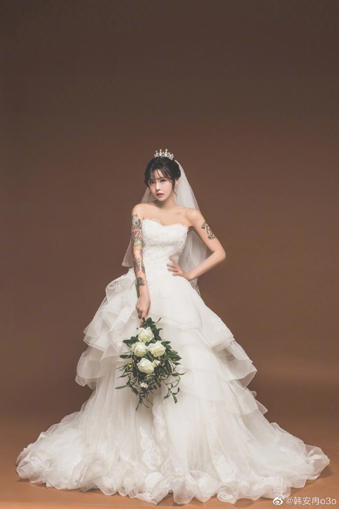 曾出演过变形计,19岁产子20岁结婚,网红韩安冉近照变这样