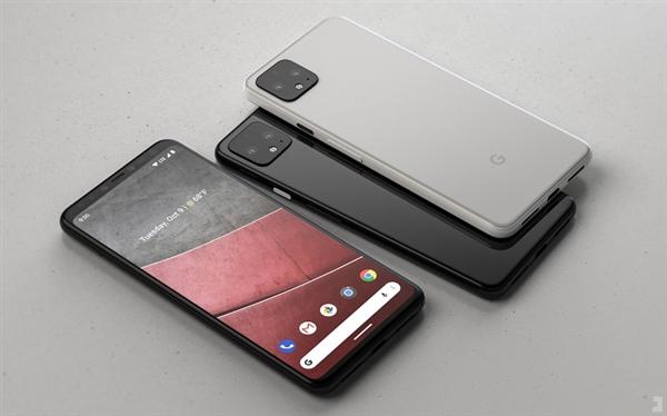 谷歌Pixel 4設計圖曝光:外形基本就是這樣了!