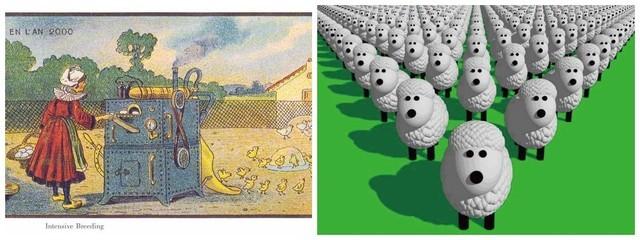 100年前人們對21世紀的想象如今多數已成現實
