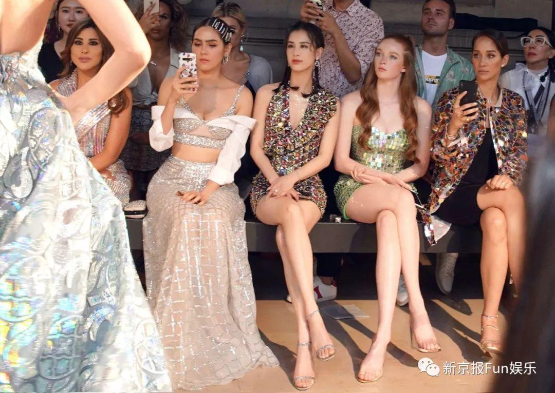 出席巴黎高定时装周,黄圣依的时尚秘诀是什么?
