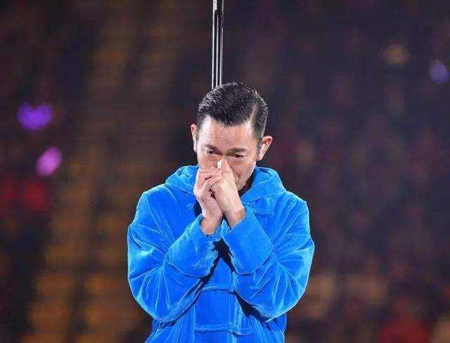 """《扫毒2》刘德华古天乐被嫌""""老"""",自然地老去是非常幸福的事"""