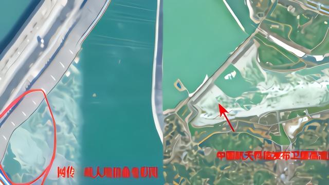 三峡大坝变形了?中国院士和高清卫星亮铁证辟谣