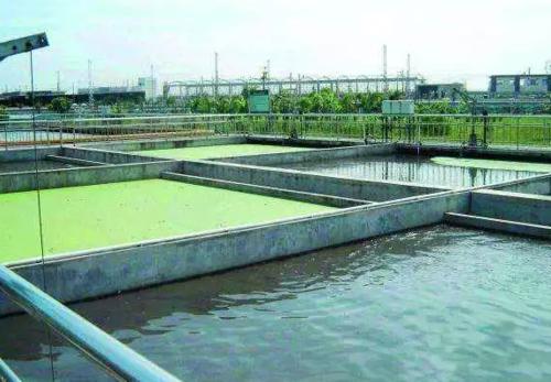 活性炭处理惩罚性污水的试验效果