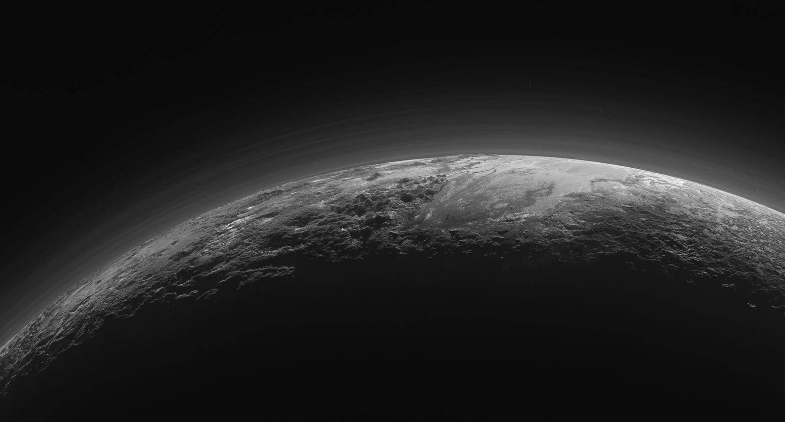 最远的生命?冥王星上发现了氨!这意味着生命也存在于冥王星上?