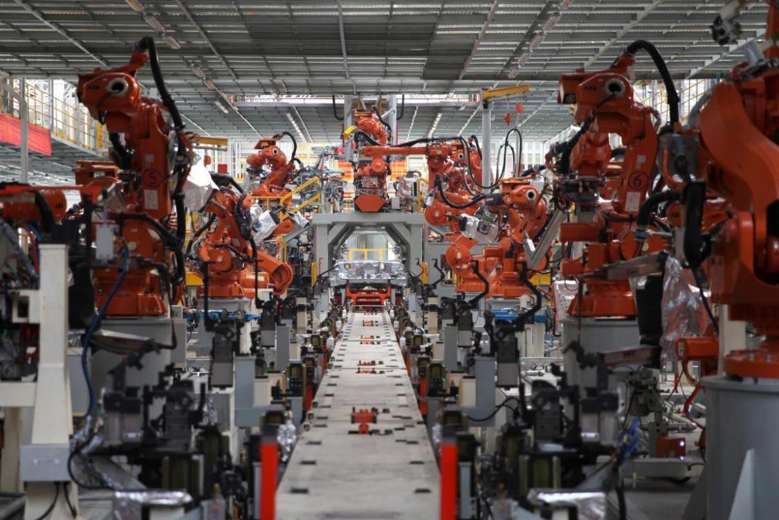 """长城汽车发力智能制造,将与合作商共同打造""""出行机器人"""""""