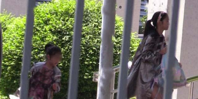 走为上计!马伊琍离婚后首现身,已秘密带女儿离开上海