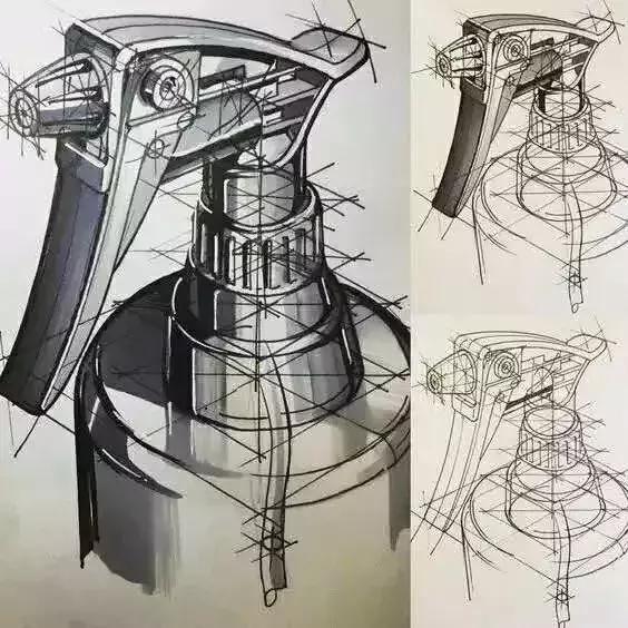 画者学习 就好比几何体,静物素描,素描头像等等 这些都离不开结构透视