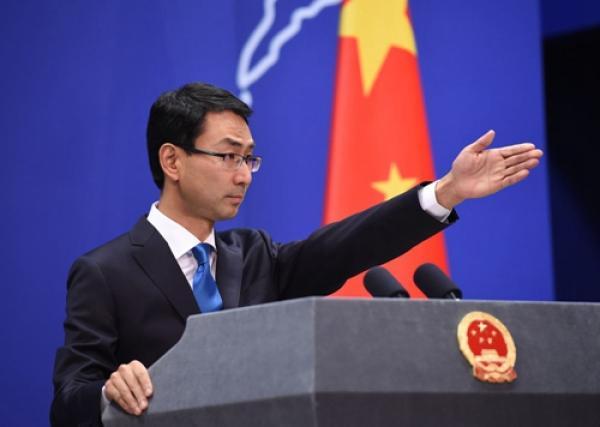 中国官员强闯巴新外长办公室?耿