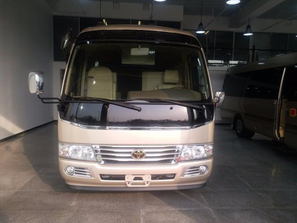 丰田考斯特接待版 改装12座豪华头等舱