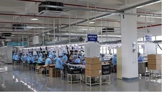 磁易购 越南加工制造业市场观察(上篇):新的世界加工