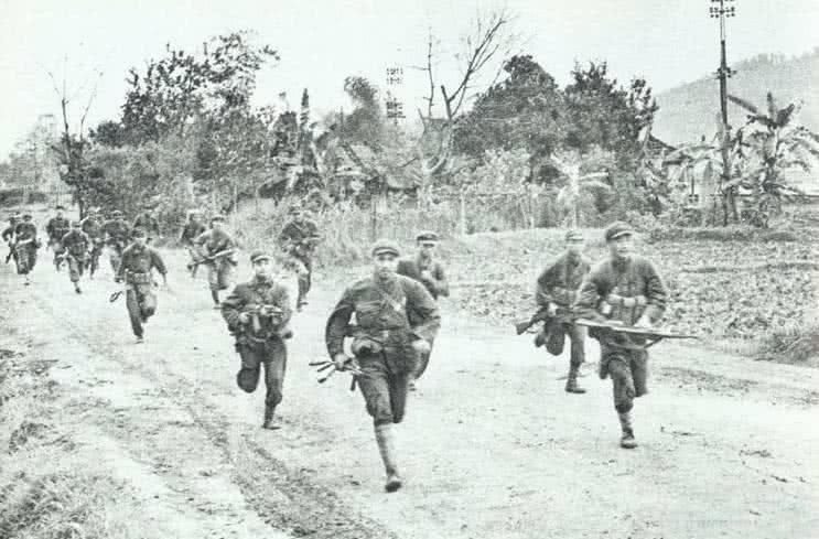 自卫反击战时解放军战术犀利 打得越军没脾气