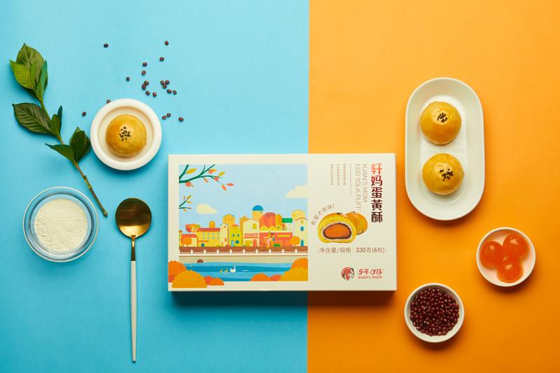 年营收近 2 亿元,「轩妈蛋黄酥」能成为国民蛋黄酥品牌吗?
