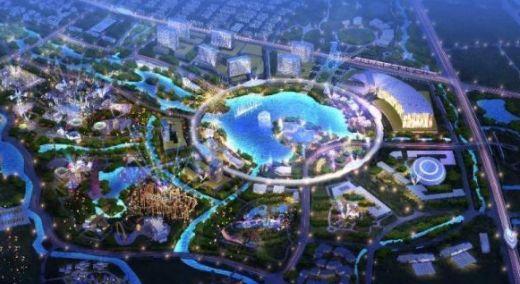 牛首山金陵小镇规划面积5平方公里,总投资约80亿-100亿元,秉承产业