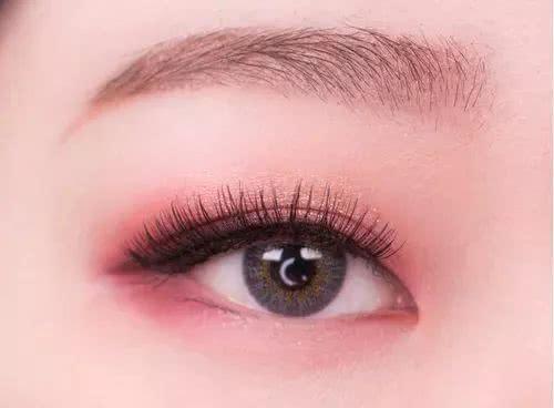 单眼皮,肿泡眼,内双的眼妆怎么画?学会这个技巧,眼睛图片