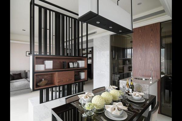 以简洁明快的设计风格为主调,简洁和实用是现代简约风格的基本特点.