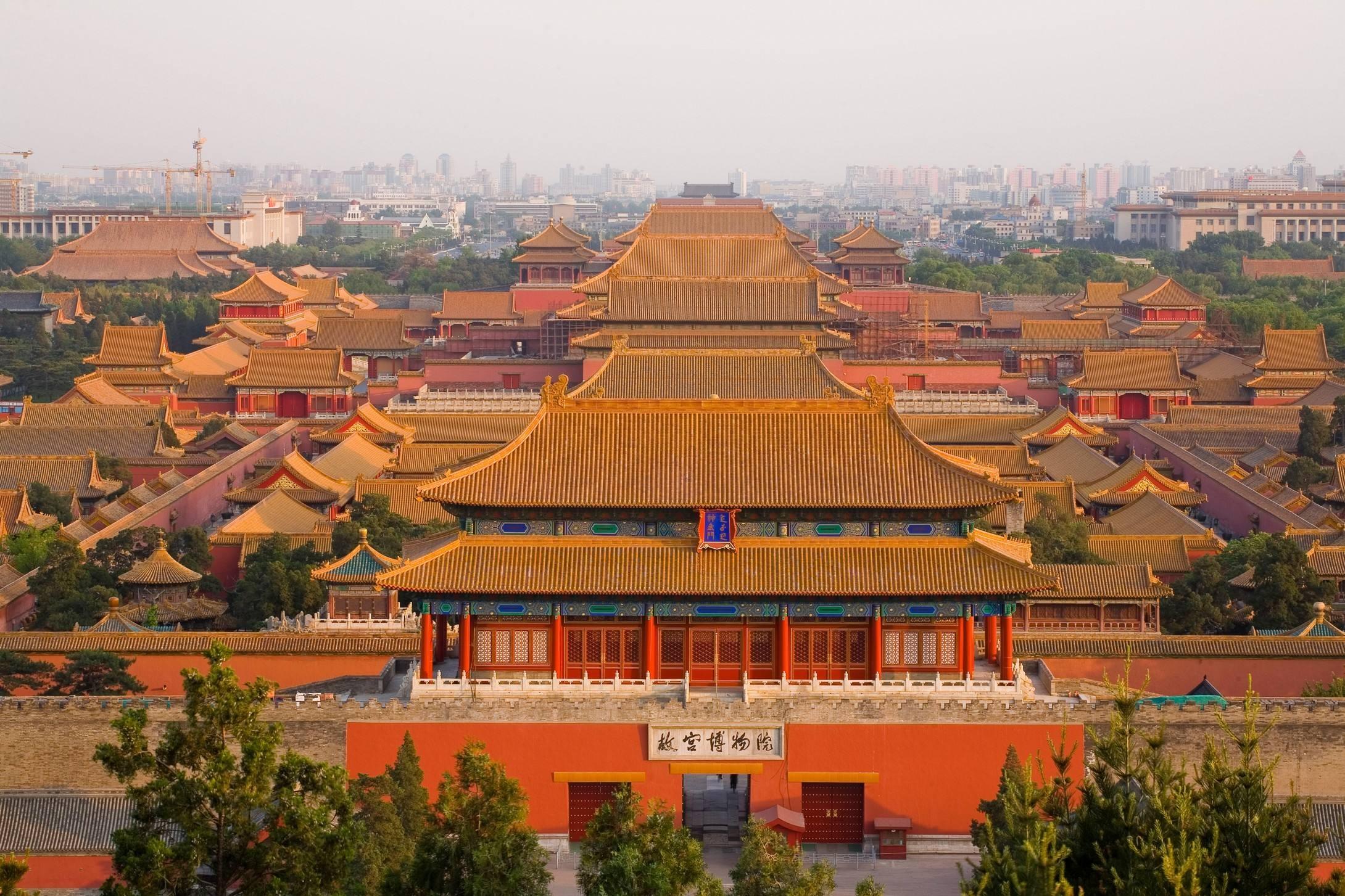 2.北京故宫图片