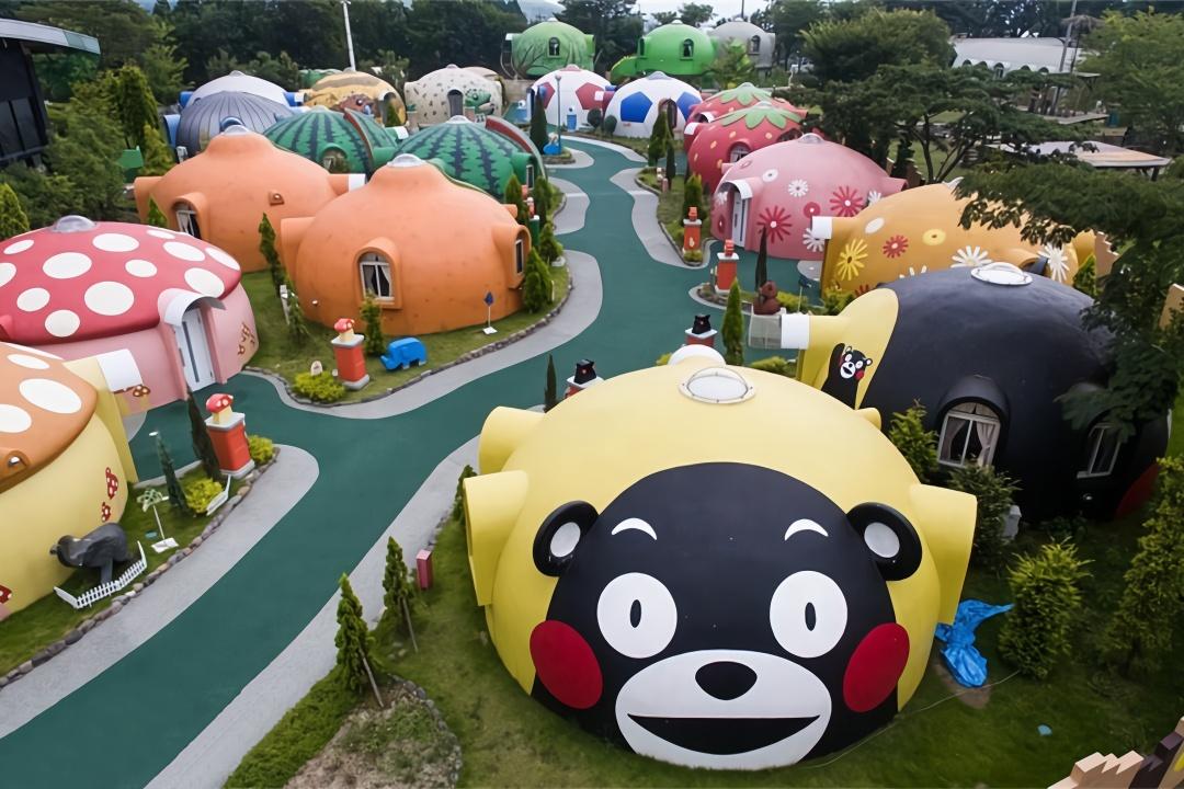 """售价仅46万,日本的""""馒头小屋"""",能够防风抗震"""