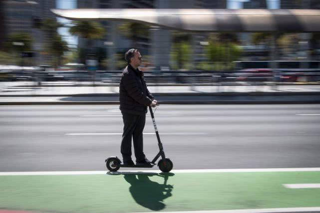 投资者热情骤降,电动滑板车巨头Bird 和Lime