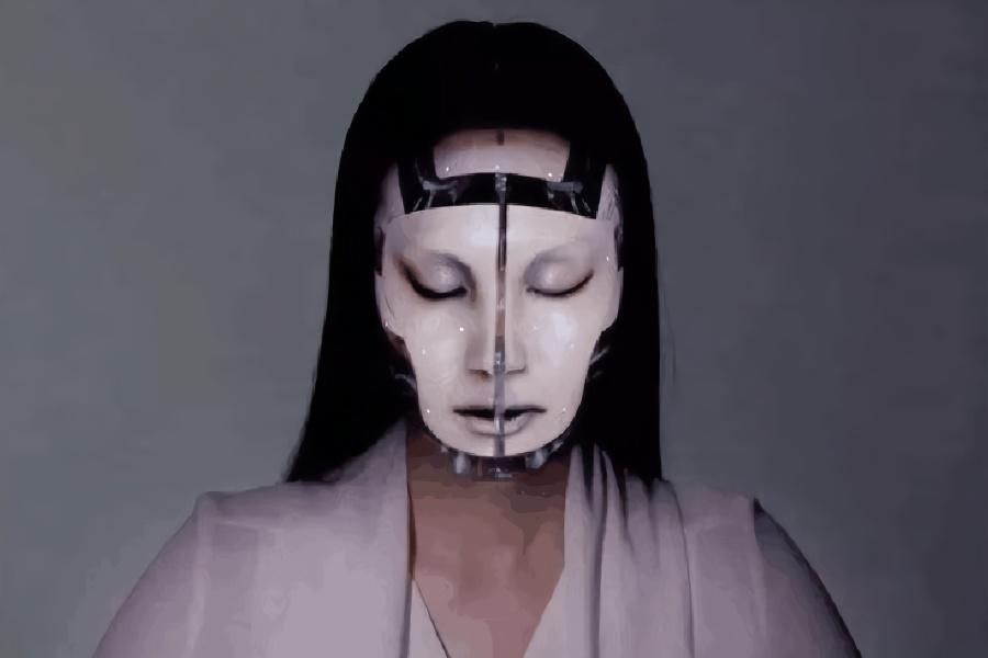 """东亚第五邪术:日本""""人皮化妆""""术,喷一下凤姐变天仙太可怕了!"""