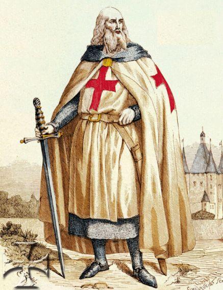 ▲圣殿骑士团