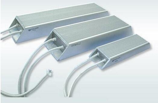 电梯设备制动电阻中的铝合金电阻和波纹电阻