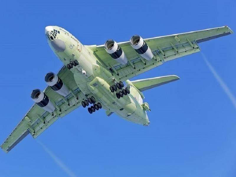 俄罗斯伊尔-78M-90A新型加油机将进行首次试飞