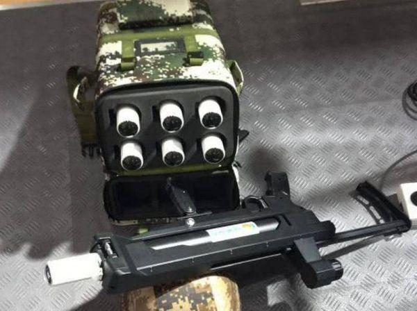 1人可带6枚!外媒存眷中百姓企研制反坦克导弹盼望