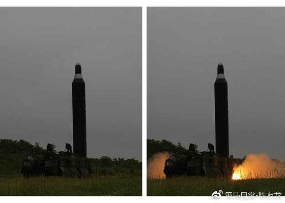 """""""火星-10""""弹道导弹的总体设计与前苏联R-27SS-N-6和朝鲜自研的""""北极星-1""""液体潜射"""