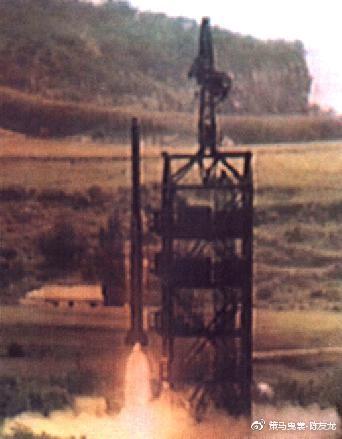 1998年8月31日朝鲜用大浦洞一号发射了一颗小型卫星