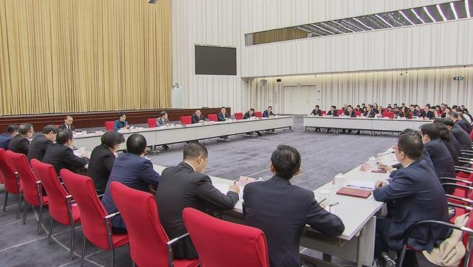 """上海两会上,市委书记李强想""""插插嘴""""为何一度插不上话"""
